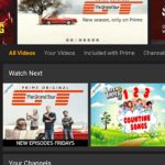 Download Full Amazon Prime Video 3.0.221.58341 MOD APK Full Unlimited