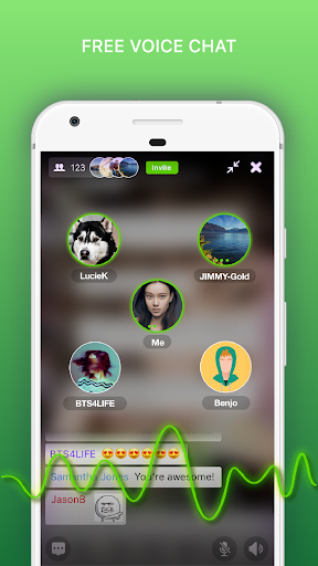 Amino Communities and Chats 1.8.16590 screenshots 3