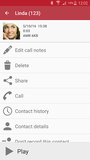 Automatic Call Recorder 5.36 screenshots 3