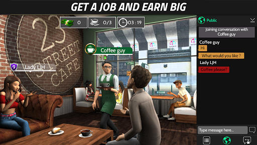 Avakin Life – 3D virtual world 1.019.02 screenshots 4