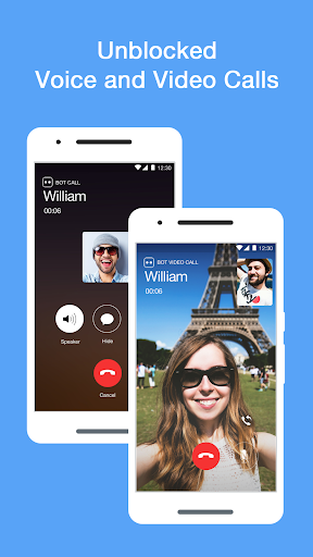 BOTIM – Unblocked Video Call and Voice Call screenshots 1