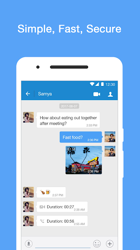 BOTIM – Unblocked Video Call and Voice Call screenshots 2