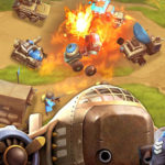 Download Battle Boom 1.0.7 APK MOD Unlimited Money