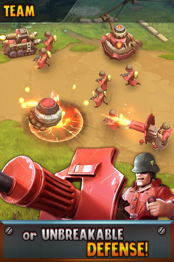 Battle Boom 1.0.7 screenshots 4
