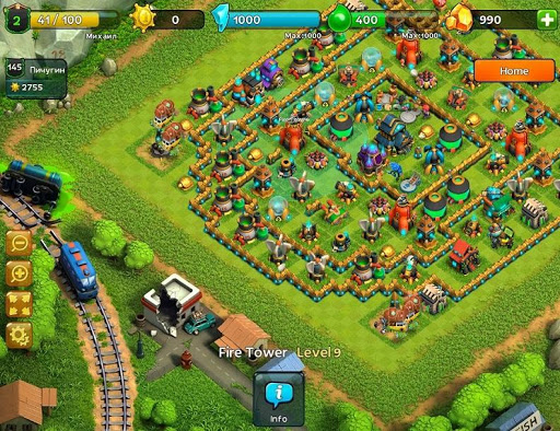 Battle of Zombies Clans War 1.0.175 screenshots 5