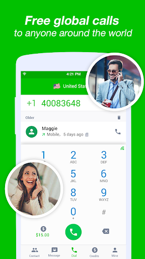 Download Full Call Free – Free Call 1 2 9 APK MOD Unlimited Cash