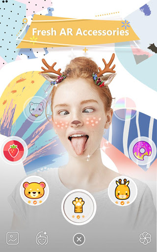 Camera360 Selfie Photo Editor with Funny Sticker screenshots 2