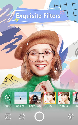 Camera360 Selfie Photo Editor with Funny Sticker screenshots 4
