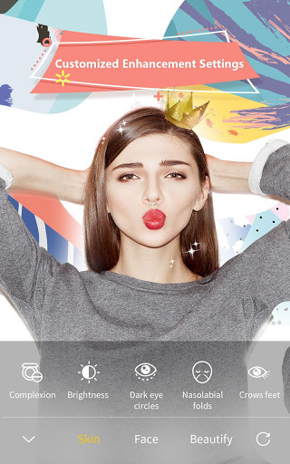 Camera360 Selfie Photo Editor with Funny Sticker screenshots 5