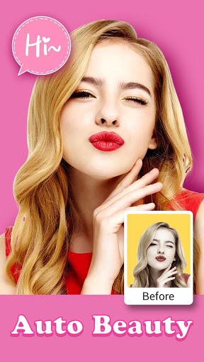 Candy Selfie Pro – AR Selfie Beauty Camera 2018 1.04 screenshots 3