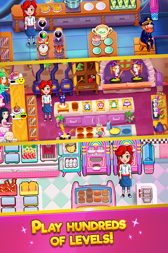 Chef Rescue – Cooking amp Restaurant Management Game 2.8 screenshots 3