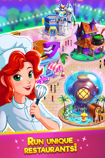 Chef Rescue – Cooking amp Restaurant Management Game 2.8 screenshots 4