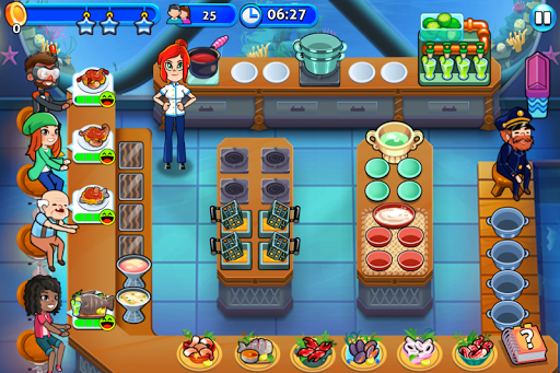 Chef Rescue – Cooking amp Restaurant Management Game 2.8 screenshots 5