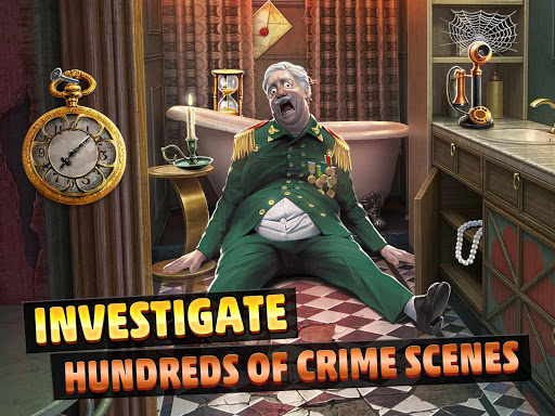 Criminal Case Mysteries of the Past screenshots 7