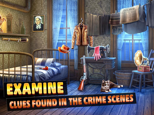 Criminal Case Mysteries of the Past screenshots 8