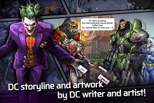 DC UNCHAINED screenshots 11