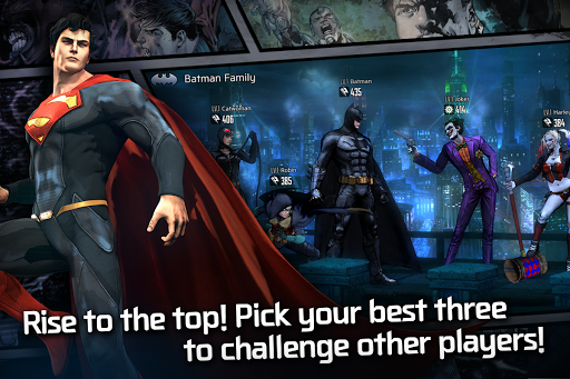 DC UNCHAINED screenshots 12