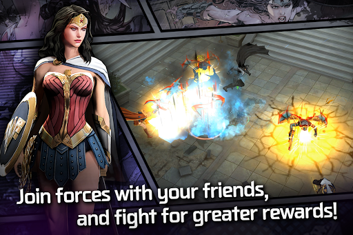 DC UNCHAINED screenshots 13