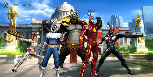 DC UNCHAINED screenshots 16