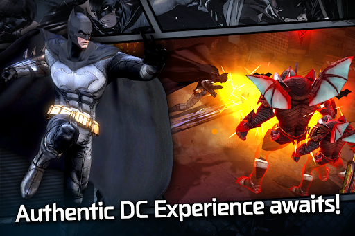 DC UNCHAINED screenshots 2