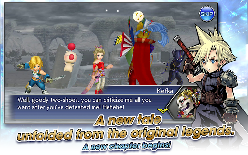 DISSIDIA FINAL FANTASY OPERA OMNIA 1.1.0 screenshots 4