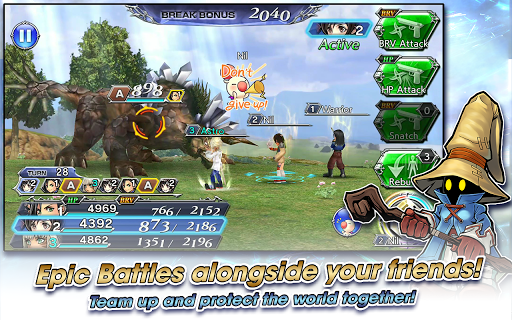 DISSIDIA FINAL FANTASY OPERA OMNIA 1.1.0 screenshots 5