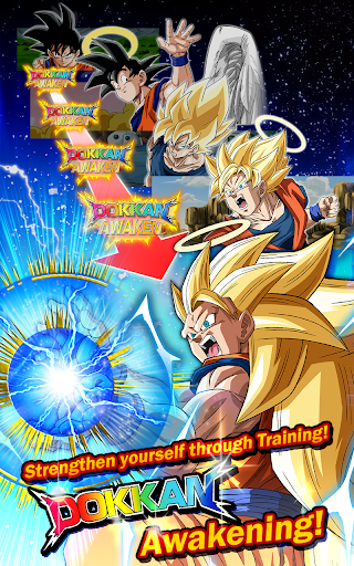 DRAGON BALL Z DOKKAN BATTLE 3.8.1 screenshots 4