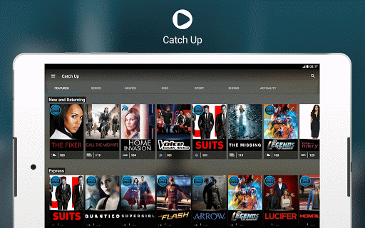 DStv Now screenshots 9