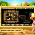 Download Diggy's Adventure 1.3.120 APK MOD Unlimited Gems