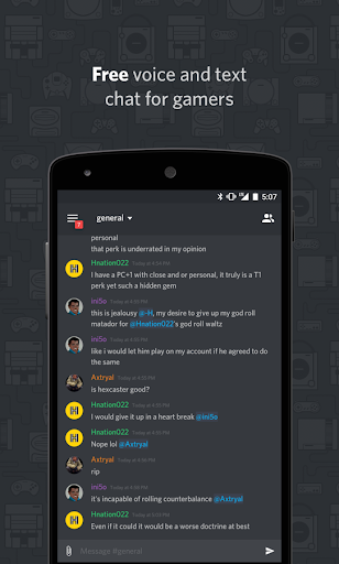 Discord – Chat for Gamers 6.4.3 screenshots 1