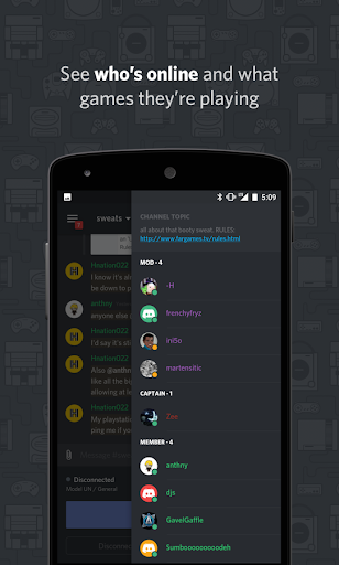 Discord – Chat for Gamers 6.4.3 screenshots 4