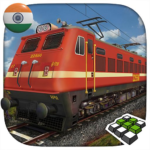 Download Full Indian Train Simulator  APK MOD Unlimited Money