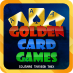 Download Golden Card Games (Tarneeb – Trix – Solitaire) APK MOD Unlimited Cash