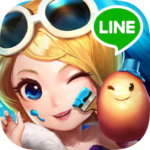 Download LINE Let's Get Rich  MOD APK Unlimited Gems