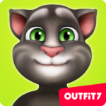 Download My Talking Tom MOD APK Unlimited Gems