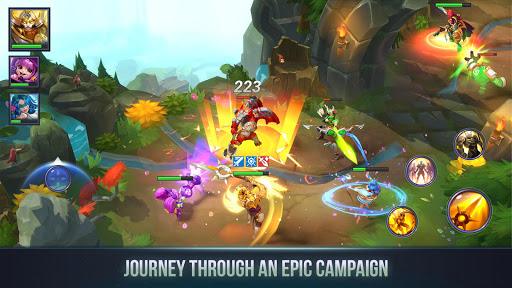 Dungeon Hunter Champions Epic Online Action RPG Unreleased screenshots 2