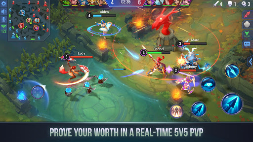 Dungeon Hunter Champions Epic Online Action RPG Unreleased screenshots 3