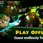 Download Full Dungeon Quest 3.0.4.2 MOD APK Unlimited Money