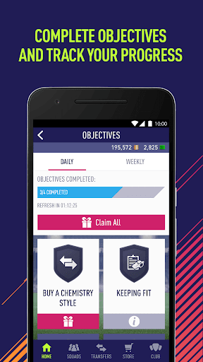 EA SPORTS FIFA 18 Companion 18.0.5.172734 screenshots 4