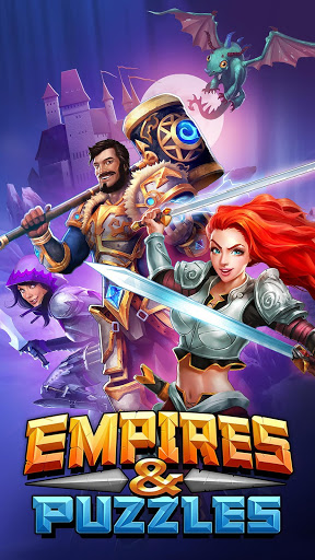 Empires amp Puzzles RPG Quest 1.11.1 screenshots 5