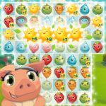Download Farm Heroes Saga 4.6.4 MOD APK Unlimited Money