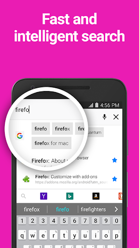 Firefox Browser fast amp private screenshots 3