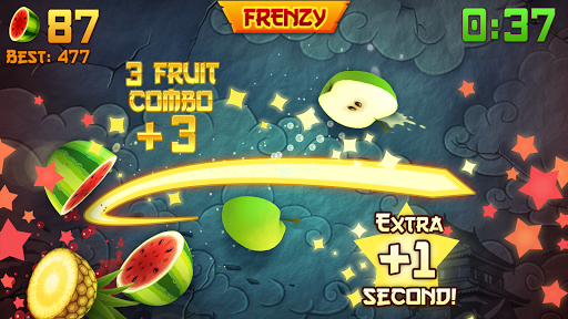 Fruit Ninja screenshots 1