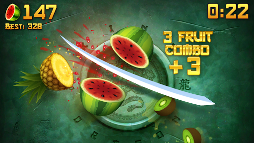 Fruit Ninja screenshots 2