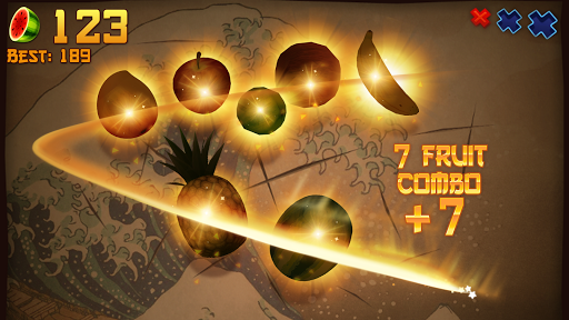 Fruit Ninja screenshots 3