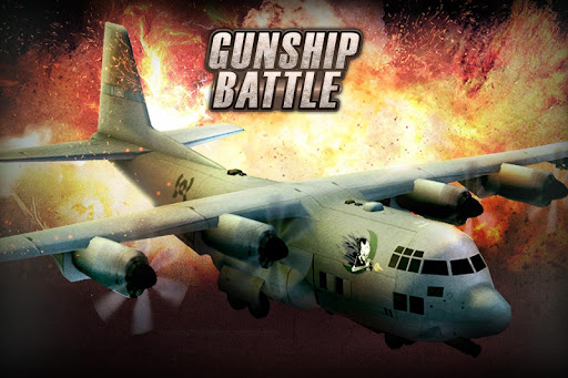 GUNSHIP BATTLE Helicopter 3D 2.6.10 screenshots 2