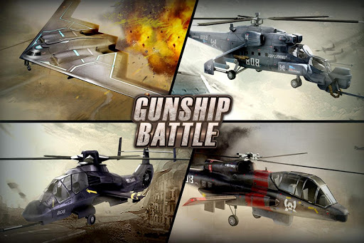 GUNSHIP BATTLE Helicopter 3D 2.6.10 screenshots 5