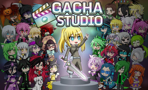 Gacha Studio Anime Dress Up screenshots 1