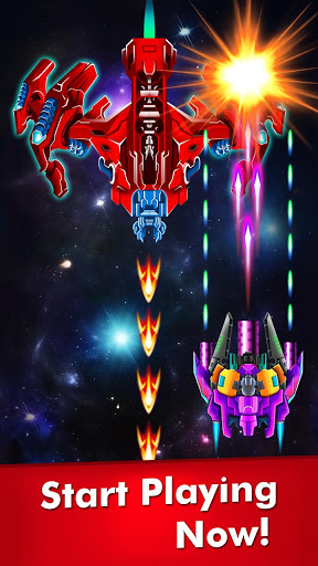 Galaxy Attack Alien Shooter screenshots 5