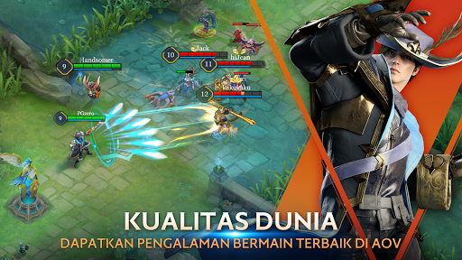 Garena AOV – Arena of Valor Action MOBA 1.20.1.1 screenshots 3